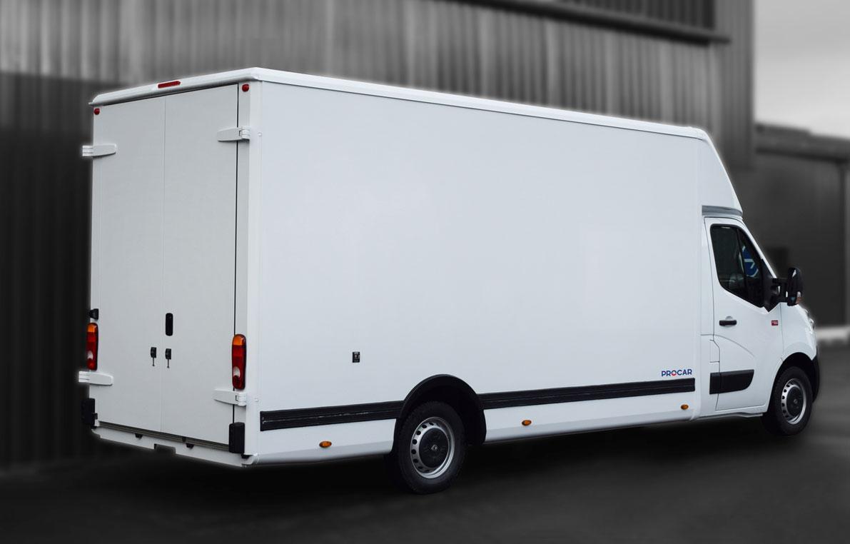 Véhicule Utilitaire Léger à vendre - 7357939 - Grand volume Renault Master