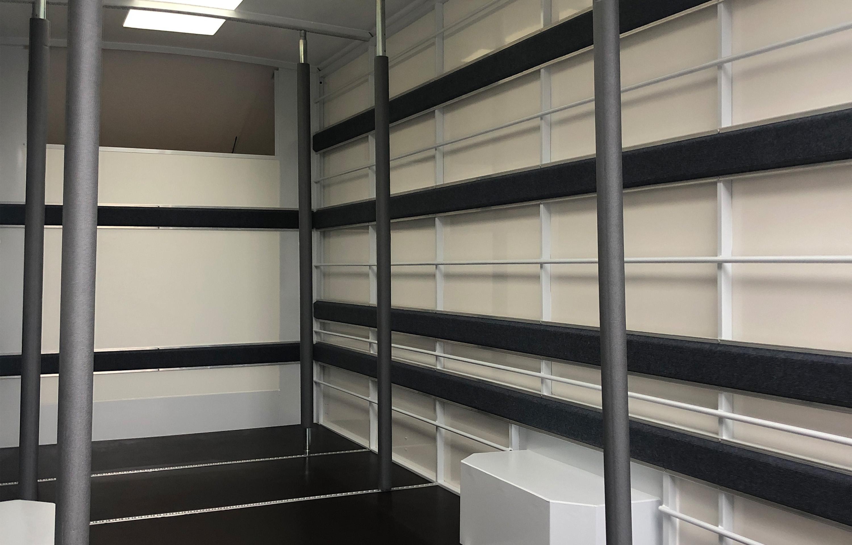 Transport de vitres- 7368374 - Grand volume sur plancher