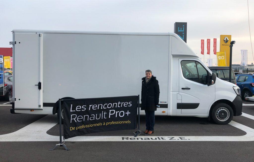 Salon Renault Pro+ reims