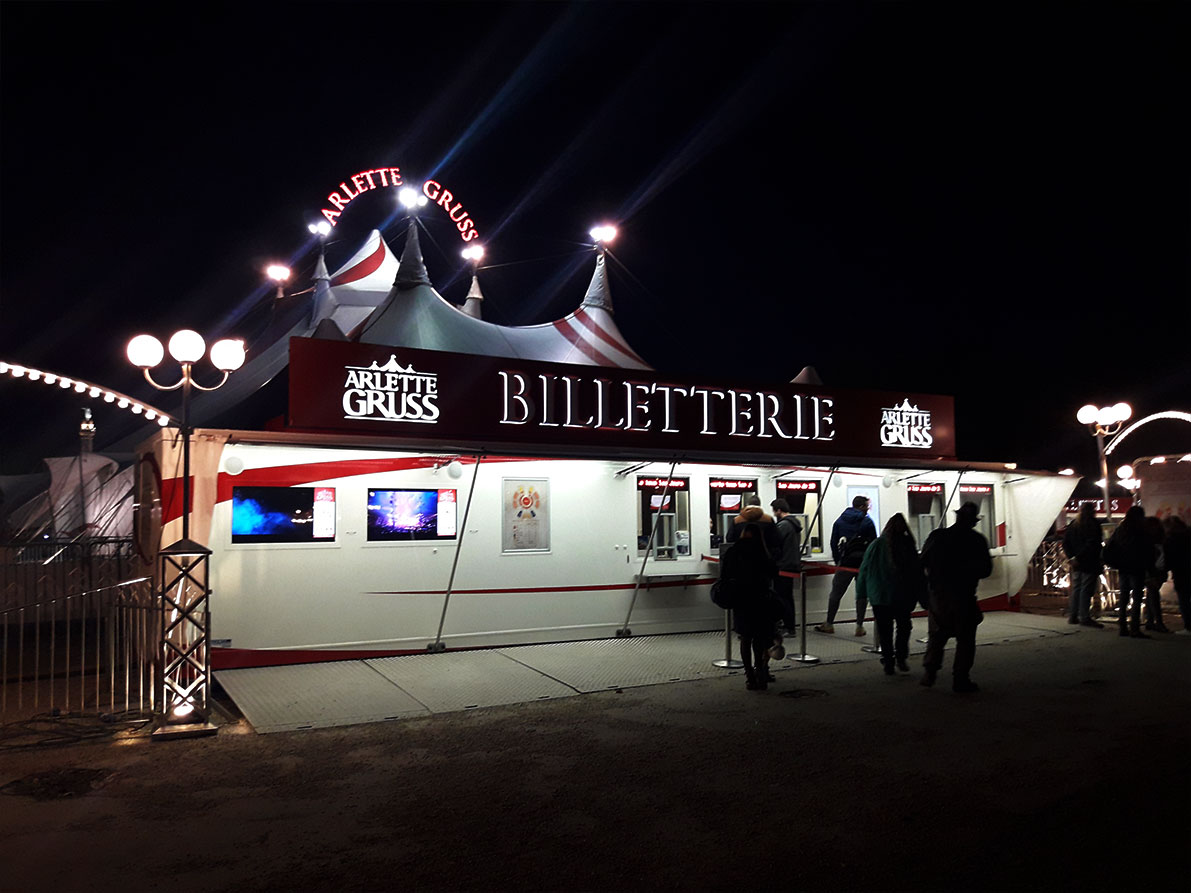 Shelter Billerie - 8152462 - Evenementielle