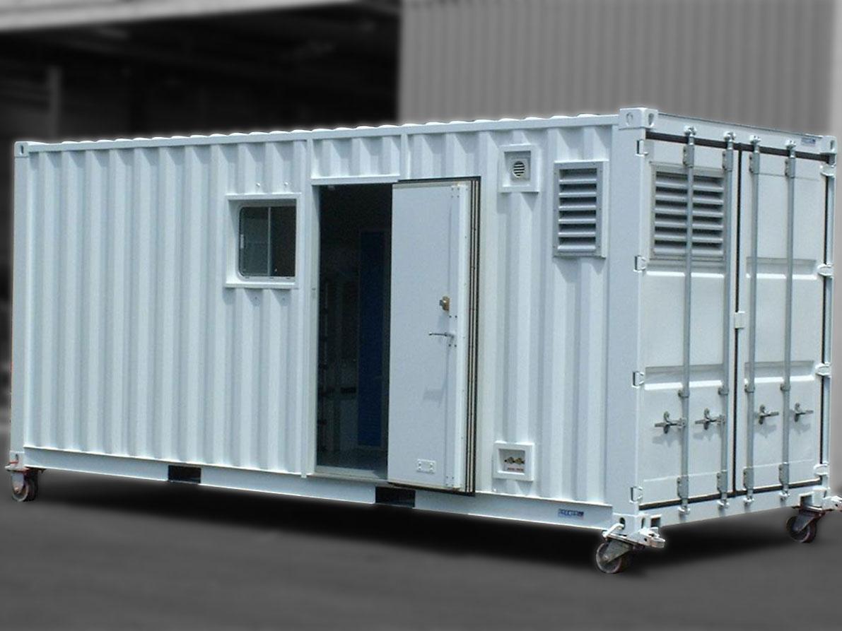 Shleter Base de vie - 9334745 - Shelter - Conteneurs