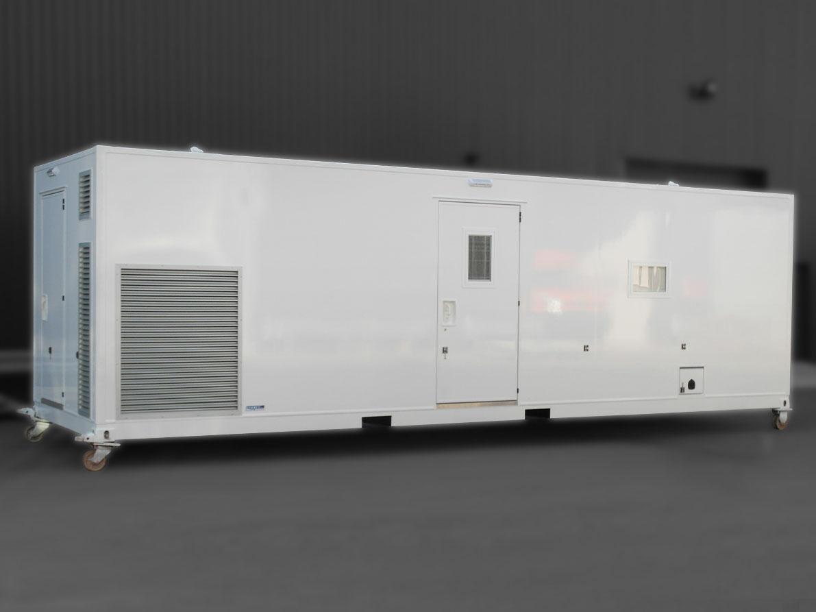 Shelter Laboratoire - 9553968 - Shelter - Conteneurs