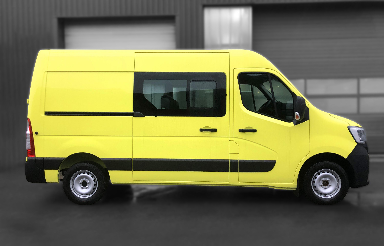 Transport utilitaire - 7167928 - Cabine approfondie