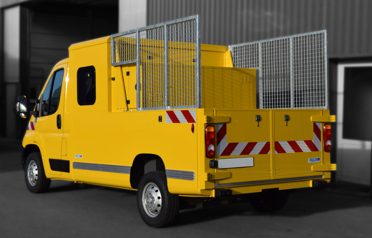 7264568-Pick-up-Transport-chargement-réhausses-