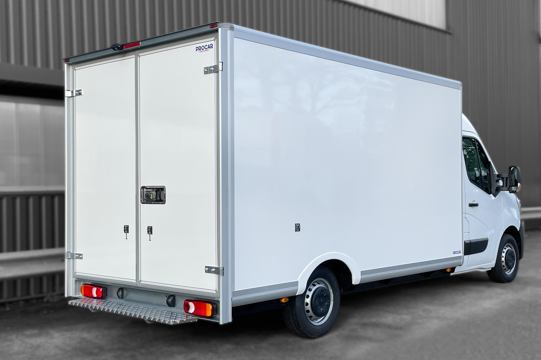 7369771 - véhicule utilitaire - grand volume meubles messagerie colis déménagement